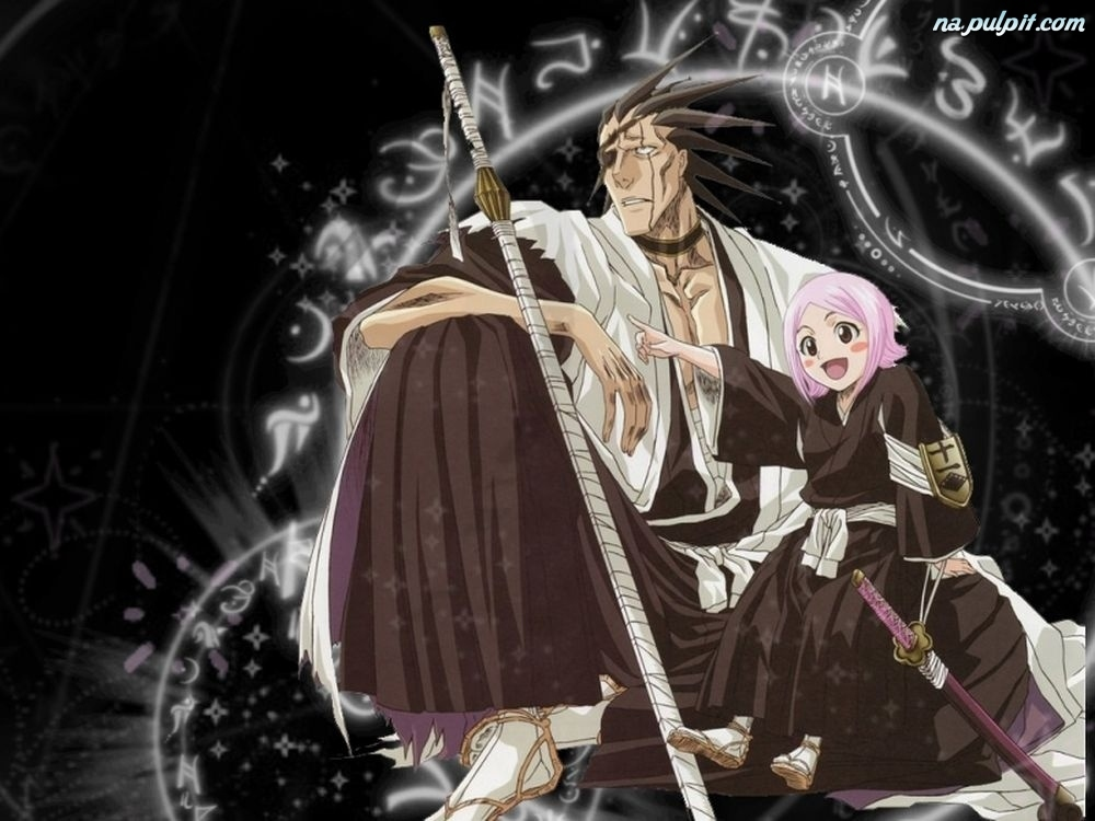 Samuraj, Bleach